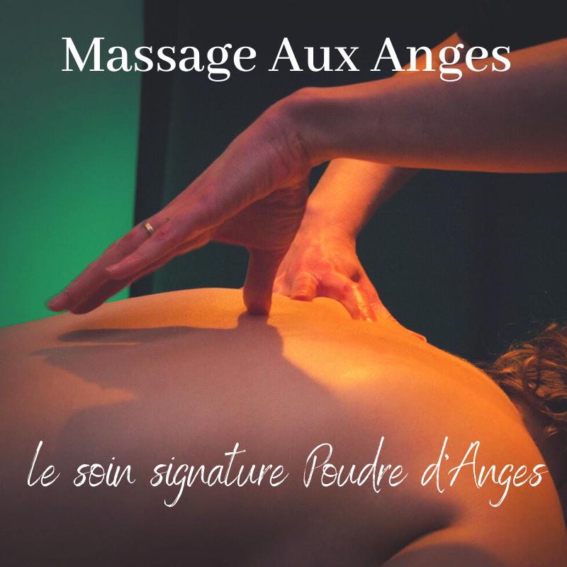 Massage aux anges